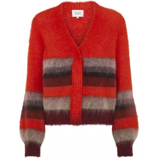 Second Female Lucca knit Cardigan