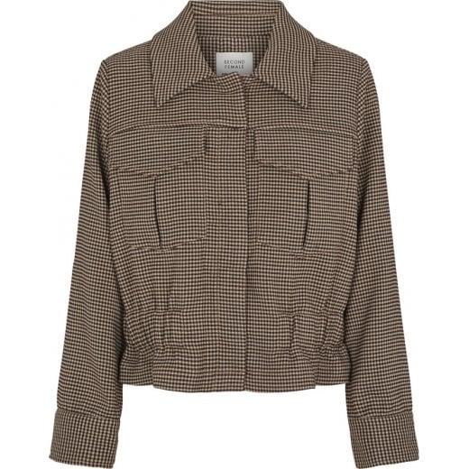 Second Female Parkis Jacket