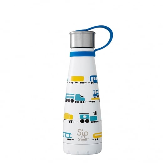 S'well S'ip by S'well Water Bottle 10oz - All Aboard