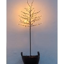 Sirius Noah Tree With 280 LED Lights - Outdoor Use - H 180cm