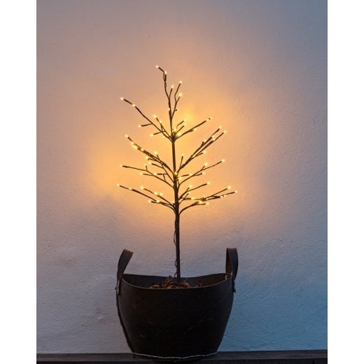 Sirius Noah Tree With 80 LED Lights - Outdoor Use - H 110cm