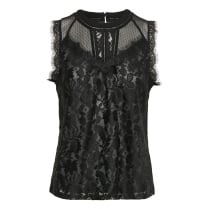 Soaked in Luxury Sleevless Lace Blouse