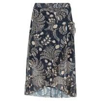 Soaked in Luxury Una Wrap Skirt