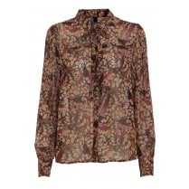 SoyaConcept Blouse with Floral Pattern