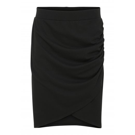 SoyaConcept Pencil Skirt  - Black