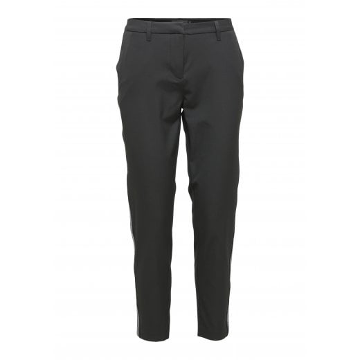 SoyaConcept Sports Trousers with Glitter Stripe Down The Leg