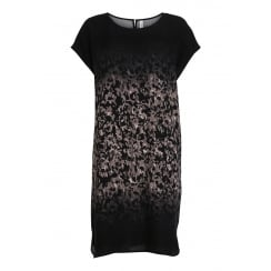 SoyaConcept Tunic Dress with Short Sleeves