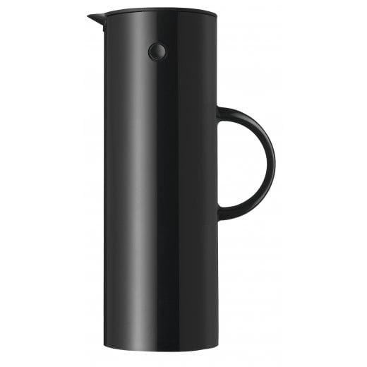 Stelton Vacuum Jug, 1.0 L - Black