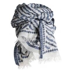 Stylesnob Belem Scarf - Blue