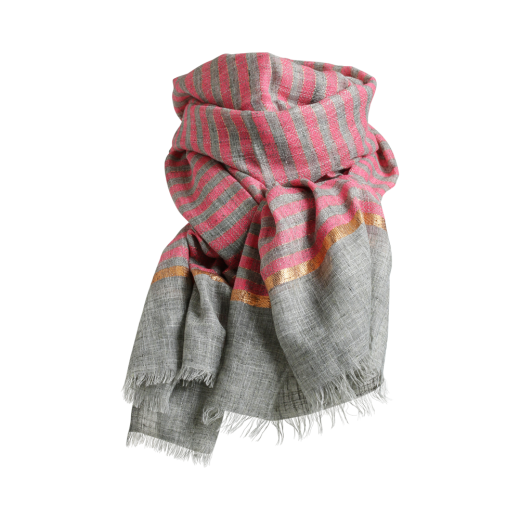 Stylesnob Besi Scarf - Pink