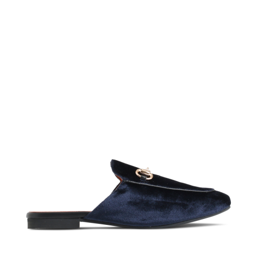 Stylesnob Loafer with Gold Buckle