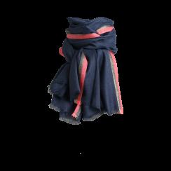 Stylesnob Nani Scarf - Dark Blue