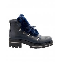 Tim&Simonsen Irene Boot with Blue Fur