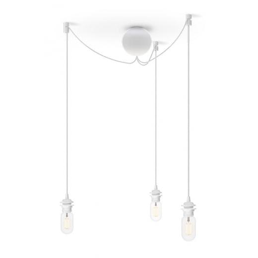 Umage Lighting 3 Cluster pendant light canopy