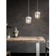 Umage Lighting Acorn White Polished Steel Lamp