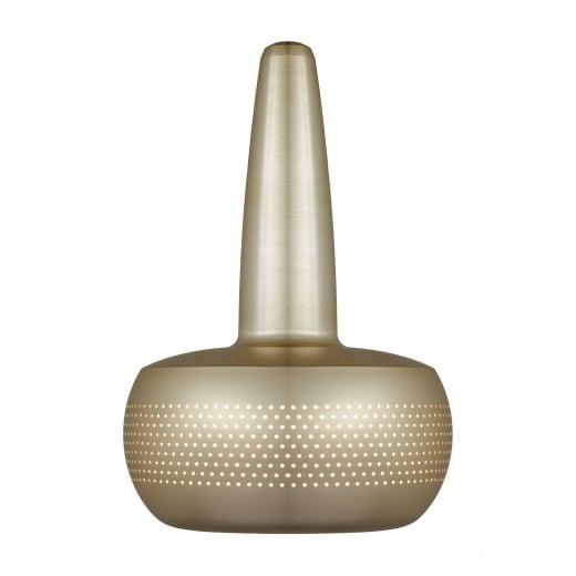 Umage Lighting Vita Clava Brushed Brass Lampshade