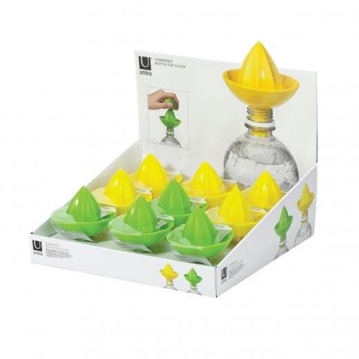 Umbra Bottle Top Juicer - Green