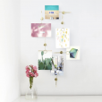 Umbra Phantom Multi Photo Display in Brass