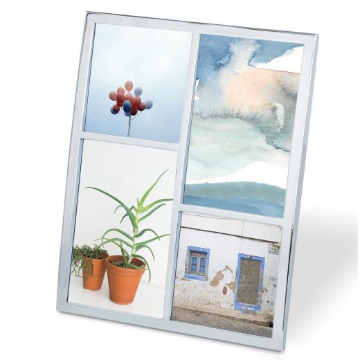 Umbra Senza Multi Frame in Chrome - Umbra from Danish Concept Stores ...