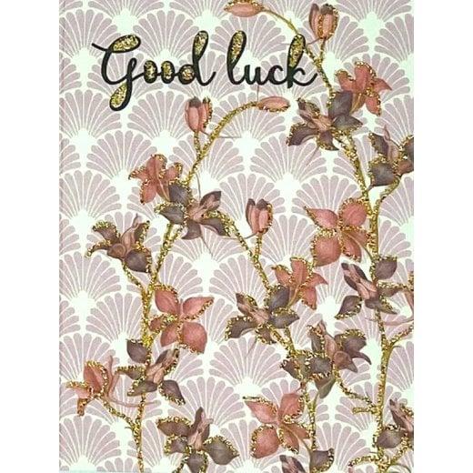 Vanilla Fly Good Luck Card