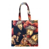 Vanilla Fly Velvet Tote Bag - Jungle Ape