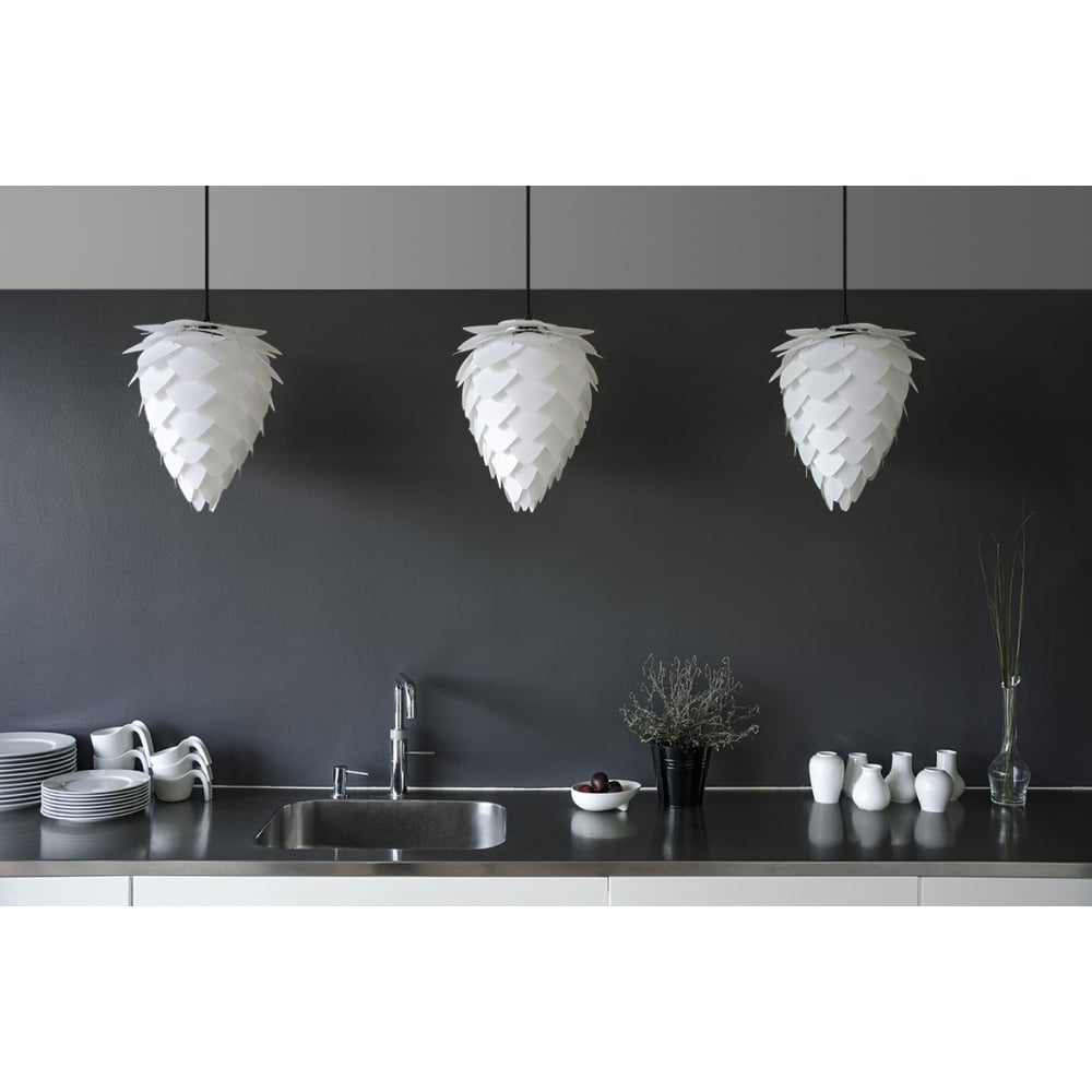 vita copenhagen conia mini white lampshade vita copenhagen from danish concept stores limited uk. Black Bedroom Furniture Sets. Home Design Ideas