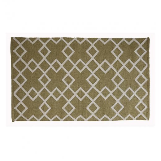 Weaver Green Juno Rug Small - Lichen