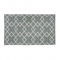 Weaver Green Juno Runner Rug - Dove Grey