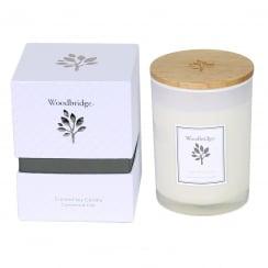 Woodbridge Medium Cashmere & Lilac Soy Candle
