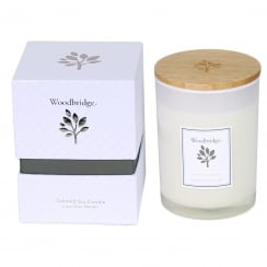 Woodbridge Medium Lime Over Mango Soy Candle