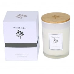 Woodbridge Medium Orchid & Bamboo Soy Candle