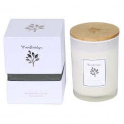 Woodbridge Medium Pomegranate Soy Candle