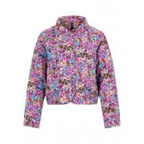 Yaselectra Quiltet Jacket - Small Flowers