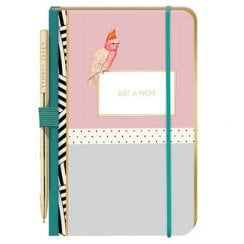 Yvonne Ellen Note Book with Pen