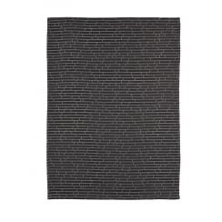 ZONE Denmark All Cotton Tea Towel - Black