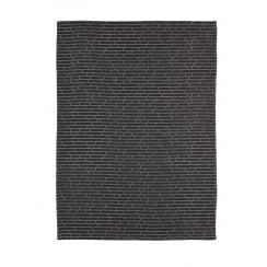 ZONE Denmark All Cotton Tea Towel - Black
