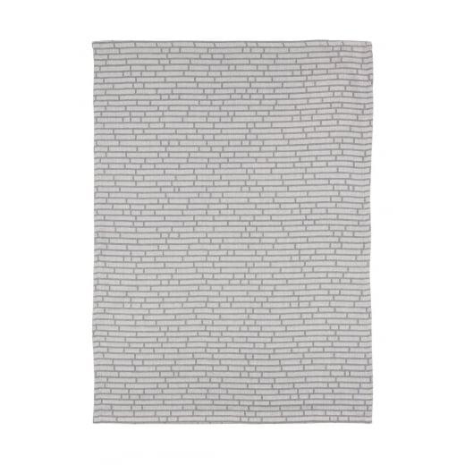 ZONE Denmark All Cotton Tea Towel - Grey