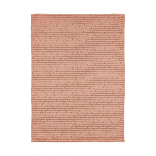 ZONE Denmark All Cotton Tea Towel - Nude