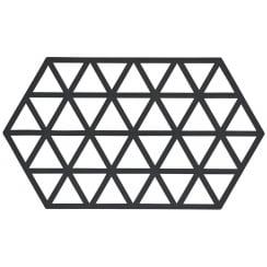 ZONE Denmark Silicone Trivet - Black