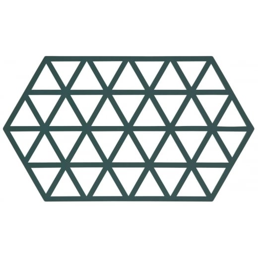 ZONE Denmark Silicone Trivet - Green